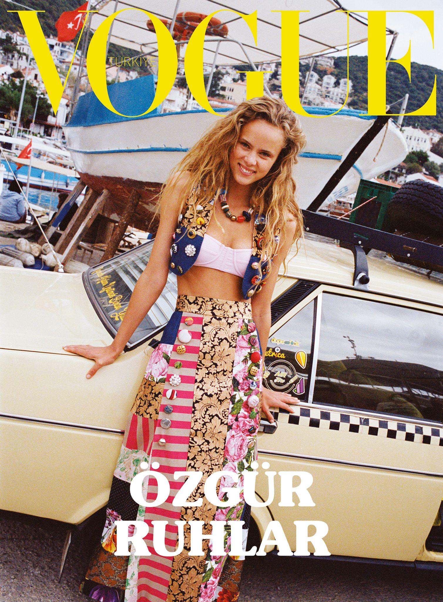 VOGUE 05/21 COVER